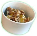 Farbror Nikos grekiska yoghurt med valnötter och honung