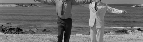 Farbror Nikos och Grigoris dansar Zorba för dig