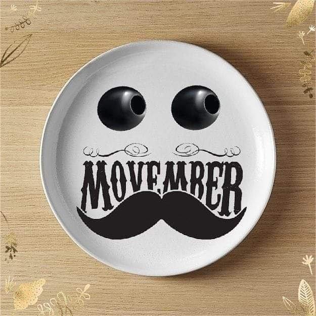 Farbror Nikos firar Movember