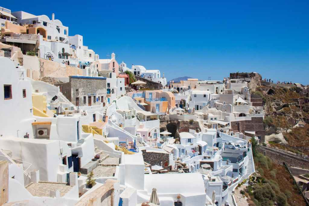 Grekisk semesterö