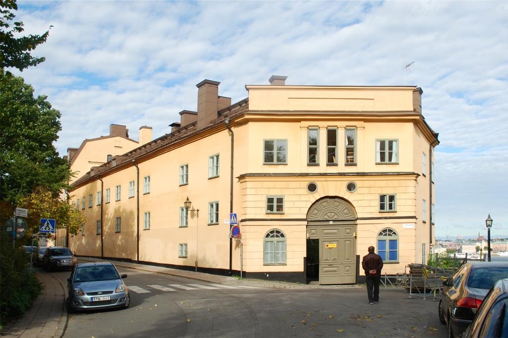 Dihlströmska huset